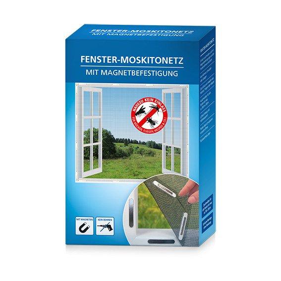 fenster moskitonetz mit magnetbefestigung magic klick. Black Bedroom Furniture Sets. Home Design Ideas